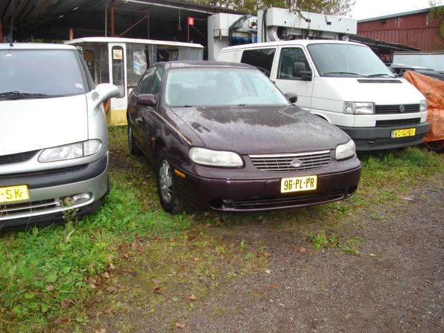 Chevrolet malibu 1997